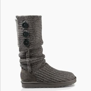 "Ugg ""Classic Cardy"" boot Sz 39"